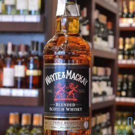 Виски Уайт энд Маккей, Whyte&Mackay 0,7 л.
