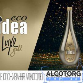 Горілка Еко Ідея Люкс Голд, Eco Idea Lux Gold 0,5 л.