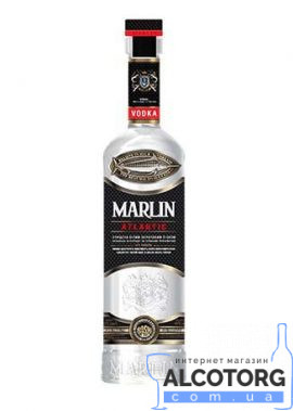 Горілка Марлін Атлантік, Marlin Atlantic 0,5 л.