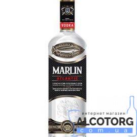 Водка Марлин Атлантик, Marlin Atlantic 0,7 л.