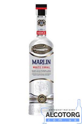 Горілка Марлін Білий Корал