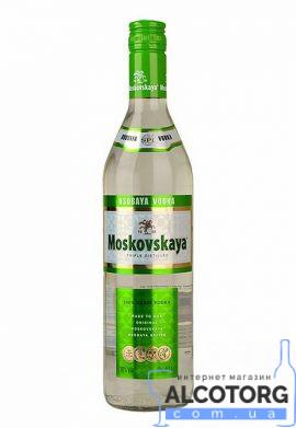 Горілка Московська Особлива, Moskovskaya Osobaya 0,7 л.