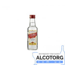 Горілка Житньовка Чиста 40%, Zytniowka Czysta 40% 0,2 л.