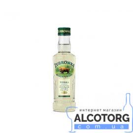 Горілка Зубровка Бізон Грасс, Zubrowka Bison Grass 0,2 Л.