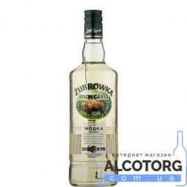 Горілка Зубровка Бізон Грасс, Zubrowka Bison Grass 0,5 Л.