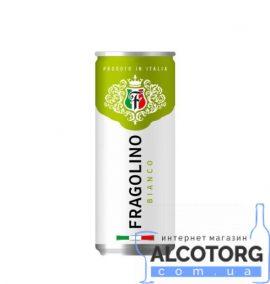 Напій винний Фраголіно Бьянко Летіція біле солодке, Fragolino Bianco Letizia 0,33 л.