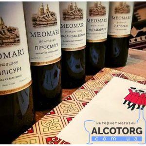 Meomari вино