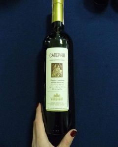 Вино Vardiani