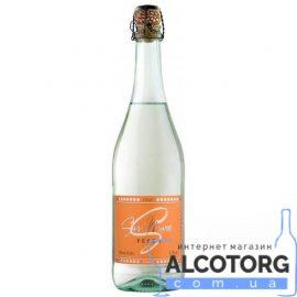 Алкогольний напій Сан Маре Песка зі смаком персика біле солодке, San Mare Pesca 0,75 л.
