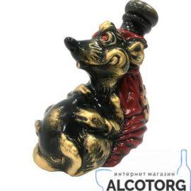 Горілка Златогор Щур з мішком 0,5 л.