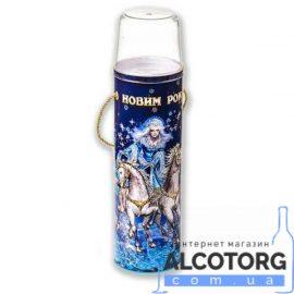 Новорічний Подарунок Снігова Королева Тубус 800 г.