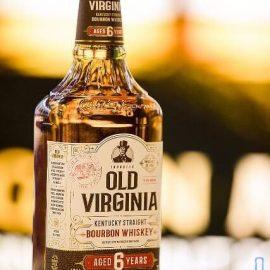 Віскі Олд Вірджинія, Old Virginia 0,7 л.