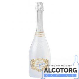 Вино Ігристе Гранд Франс напівсолодке біле, Grande France Semi Sweet 0,75 л.