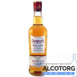 Віскі Дьюар'с Уайт Лейбл, Dewar's White Label 0,5 л.