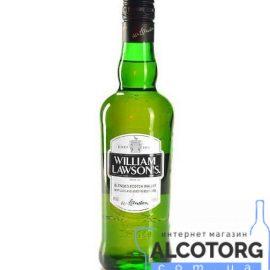 Виски Вильям Лоусонс, WIlliam Lawson's 1 л.