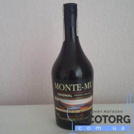 Лікер Монте-Мю Оріджинал, Monte-Mu Original 0,5 л.
