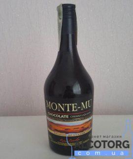Лікер Монте-Мю Шоколадний, Monte-Mu Chocolate 0,5 л.