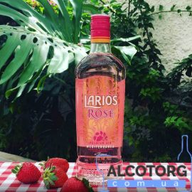 Джин Ларіус Розе, Larios Rose 1 л.
