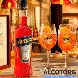 Аперитив Апероль, Aperol 1 л.