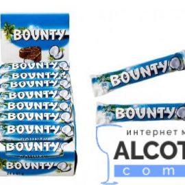 Упаковка батончиків Bounty 24 шт x 57 г.
