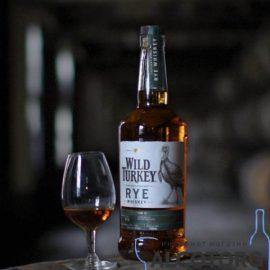 Бурбон Уайлд Тьоркі Рай, Wild Turkey Rye 0,7 л.