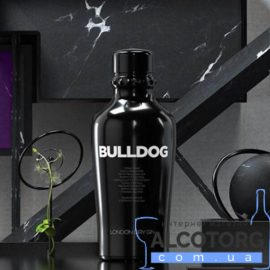 Джин Бульдог Лондон Драй, Bulldog London Dry 0,7 л.