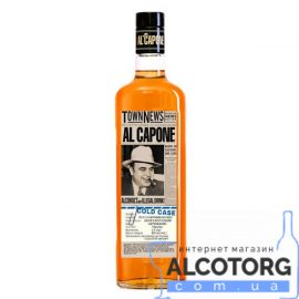 Напій алкогольний Витриманий Аль Капоне, Al Capone 0,7 л.