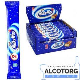 Упаковка батончиків Мілкі Вей з суфле, Milky Way с суфле 28 шт x 43 г.