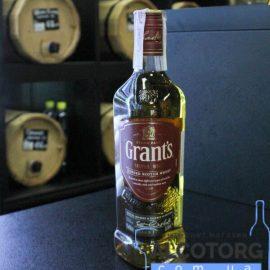 Віскі Грантс Тріпл Вуд, Grant's Triple Wood 0,7 л.