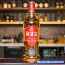 Віскі Грантс Тріпл Вуд, Grant's Triple Wood 1 л.