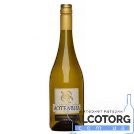 Вино Аотеароа Совіньйон Блан біле сухе, Aotearoa Sauvignon Blanc 0,75 л.