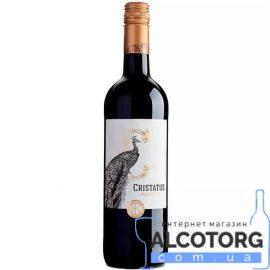 Вино Крістатус Тінто червоне сухе, Cristatus Tinto 0,75 л.