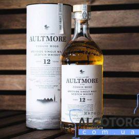 Віскі Олтмор 12 років витримки, Aultmore 12 Years Old 0,7 л.