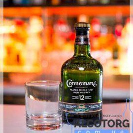 Віскі Коннемара 12 років витримки, Connemara 12 Year Old 0,7 л.