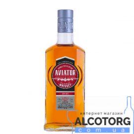 Напій алкогольний з віскі Авіатор Спайс, Aviator Spice 0,5 л.