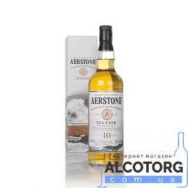Віскі Аерстоун Сі Каск 10 років, Aerstone Sea Cask 10 years old 0,7 л.