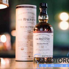 Виски Балвени Даблвуд 25 лет выдержки, Balvenie Doublewood 25 years old 0,7 л.