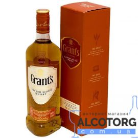 Віскі Грантс Ром Каск Фініш, Grant`s Rum Cask Finish 0,7 л.