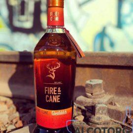 Виски Гленфиддик Фаер энд Кане, Glenfiddich Fire and Cane 0,7 л.