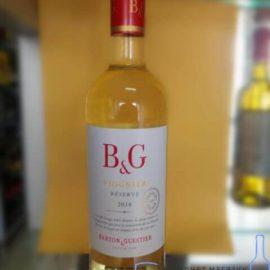 Вино Віоньє Резерв Бартон & Гестьє біле сухе, Barton & Guestier Viognier Reserve 0,75 л.