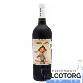 Вино Хеппі Фемілі Лінда Мамі Каберне Фран червоне сухе, Happy Family Linda Mamy Cabernet Franc 0,75 л.
