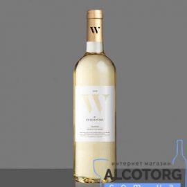 Вино Трамінер W Стаховський столове сухе сортове біле, Traminer W Stakhovsky Wines 0,75 л.