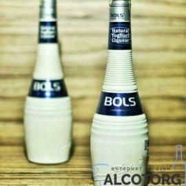 Лікер Болс Натуральний Йогурт, Bols Natural Yoghurt 0,7 л.