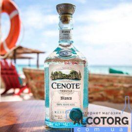 Текіла Сеноте Бланко, Cenote Blanco 0,7 л.