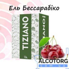 Вино Ель Бессарабіко Тіціано рожеве напівсолодке, Tiziano 10 літрів.