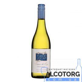 Вино Фльор дю Кап Шенін Блан біле сухе, Fleur du Cap Chenin Blanc 0,75 л.