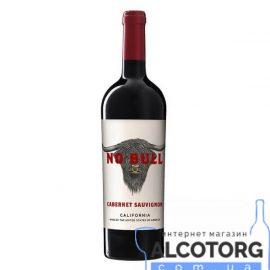 Вино Маре Магнум Ноу Булл Каберне Совіньйон червоне сухе, Mare Magnum No Bull Cabernet Sauvignon 0,75 л.