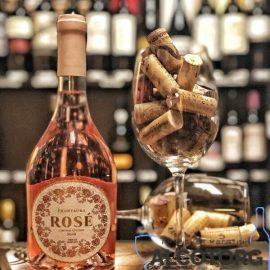 Вино Нексус Фронтаура Розе рожеве сухе, Nexus Frontaura Rose 0,75 л.