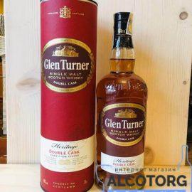 Віскі Глен Тернер Ерітаж, Glen Turner Heritage 0,7 л.