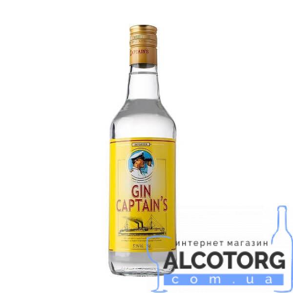 Джин Кептенс, Gin Captain's 0,7 л.